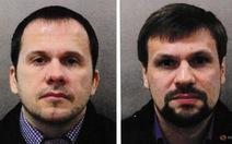 Anh công bố video các nghi phạm sát hại cựu điệp viên Skripal