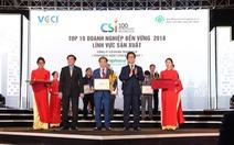 Traphaco lần thứ ba liên tiếp lọt Top 10 doanh nghiệp bền vững