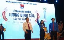 50 nhà nông trẻ xuất sắc nhận giải thưởng Lương Định Của