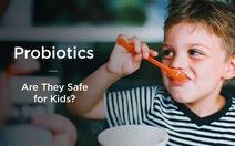 Lợi khuẩn probiotic không có công dụng trong điều trị cúm dạ dày ở trẻ em