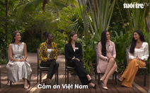 Hoa hậu Trần Tiểu Vy giới thiệu về đất nước Việt Nam xinh đẹp tại Miss World 2018