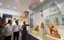 Chiêm ngưỡng vẻ đẹp gốm cổ Champa Bình Định
