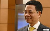 Bộ trưởng Nguyễn Mạnh Hùng: 'Muốn thay đổi, bắt đầu từ người đứng đầu'