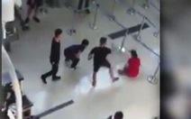 Xác định danh tính 3 thanh niên đánh nhân viên hàng không