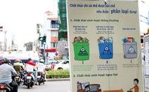 Phân loại rác tại nguồn: cần thêm nhiều quy định thống nhất