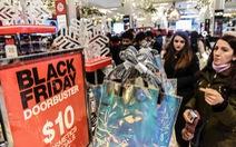 Ngày giảm giá, người Mỹ mua qua mạng hơn 6 tỉ đô