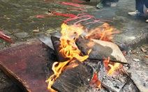 Cả nhà nghi ngộ độc khí than, 1 người chết, 3 người cấp cứu