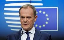 EU lên án Nga bắt tàu chiến Ukraine
