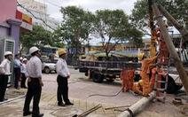 EVN SPC khắc phục thiệt hại sau cơn bão số 9