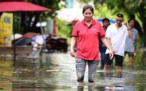 Giám sát vệ sinh môi trường nước phòng dịch bệnh sau bão