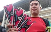 10g ngày 28-11 bán vé online trận bán kết VN- Philippines