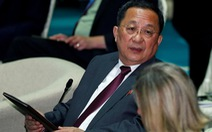 Ngoại trưởng Triều Tiên thăm Việt Nam
