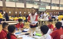 10 học sinh Việt giành huy chương vàng toán thế giới