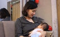 Cứu sống thai nhi: Mẹ sẻ đôi bầu sữa nuôi em bé bị bỏ rơi