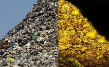Tìm vàng từ rác thải công nghệ