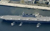 Nhật muốn 'độ' tàu khu trục thành tàu sân bay