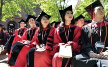 Sinh viên nước ngoài theo học tại Mỹ giảm năm thứ hai liên tiếp