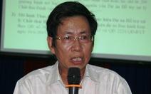 Khởi tố phó chủ tịch TP Nha Trang Lê Huy Toàn