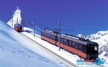 Trải nghiệm thiên đường tuyết Thụy Sĩ 2019