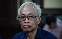 Ông Trần Phương Bình thừa nhận hai tội danh
