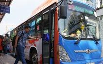 TP.HCM tăng 92 chuyến xe buýt dịp Tết dương lịch 2019