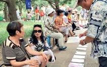 Cha mẹ Trung Quốc 'giải ế' cho con cái ở chợ hôn nhân