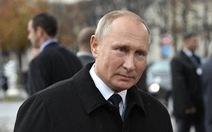 Tổng thống Putin nói gì về 'nước Nga hậu Putin'?