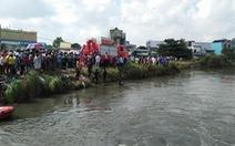 Lãnh đạo TP.HCM thăm gia đình sinh viên bị nước cuốn trong bão
