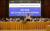 EVN HCMC tổ chức Hội nghị Tri ân khách hàng năm 2018
