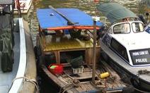 Quảng Ninh khổ sở dẹp nạn thuyền mủng bán hàng rong trên vịnh Hạ Long
