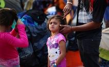 Cảnh khốn cùng của dân tị nạn bị kẹt ở biên giới Mỹ