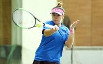 Trọn bộ HCV quần vợt nữ về tay VĐV Việt kiều