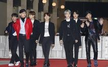 BTS gây tranh cãi sau thắng lớn ở giải Nghệ sĩ châu Á