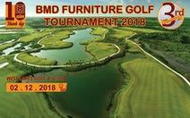 Nội thất BMD tổ chức BMD Furniture Golf Tournament 2018 lần 3