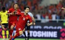 Bất bại ở AFF Cup, Việt Nam lọt top 100 thế giới