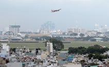 Tiếng ồn máy bay gia tăng trước phát triển của hàng không Việt Nam