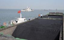 Cảnh sát biển tạm giữ tàu chở hơn 2.000 tấn than