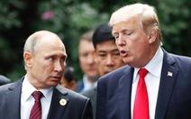 Xác nhận hai tổng thống Nga và Mỹ gặp nhau ngày 1-12