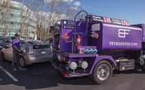 Ứng dụng tiếp nhiên liệu mà không cần đến trạm xăng ở Mỹ