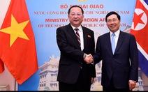 Coi trọng quan hệ hữu nghị Việt Nam - Triều Tiên