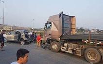 Tranh cãi về án tù của tài xế đâm vào xe đi lùi trên cao tốc Thái Nguyên