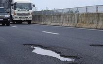 Bộ GTVT vẫn chưa báo cáo chất lượng cao tốc Đà Nẵng - Quảng Ngãi cho Thủ tướng