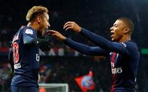 Neymar tỏa sáng, PSG phá kỷ lục tồn tại 58 năm của Tottenham