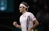 Federer đụng Djokovic ở bán kết Giải quần vợt Paris Masters