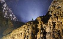 Thế giới kỳ bí trong hệ thống hang động Phong Nha - Kẻ Bàng