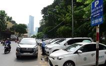 TP.HCM thất thu hơn 98% phí đậu xe dưới lòng đường