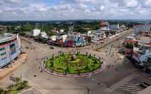 Đồng Xoài chính thức lên thành phố thuộc tỉnh Bình Phước