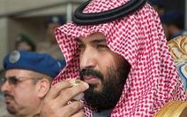 Thái tử Saudi Arabia thành 'ngôi sao' bất đắc dĩ tại G20