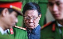 Ông Phan Văn Vĩnh xin vắng mặt khi tòa tuyên án