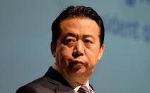 Trung Quốc khai trừ cựu Chủ tịch Interpol khỏi ban lãnh đạo Chính Hiệp